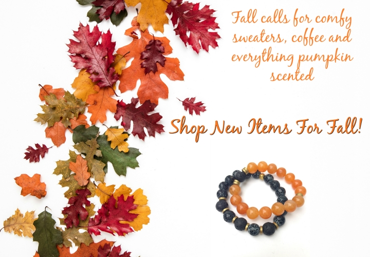 fall accessories - fall jewelry - redenjewelry