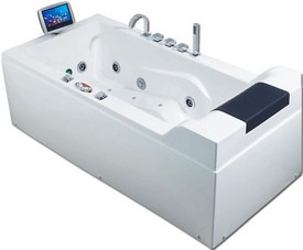 cosmotvbath small Cosmo TV Bath