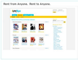 iletyou small I Let You   set up your own personal Netflix online store
