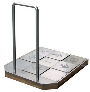 metalpadddr small Metal Pad DDR Platinum Pro   metal gear solid