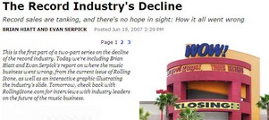 recordindustry small The Record Industrys Decline   industry admits stupidity, at last?