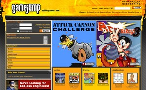 gamejump2 small GameJump   free mobile phone games and programs