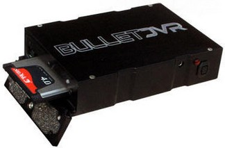 bulletdvr2 small1 Bullet DVR   the motorsport recorder