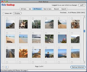 flickrbackup small FlickrBackup   download your online photos for safekeeping