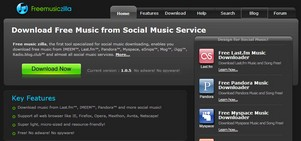 freemusiczilla small Free Music Zilla   free music downloads from social music sites like Imeem and Last.fm