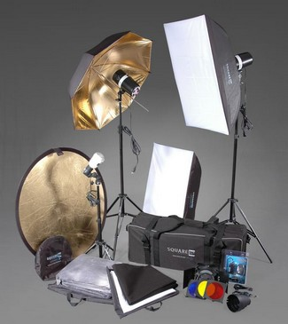 sp3500portraitstudiophotokit small SP3500 Portrait Studio Lighting Kit   shine out with those portrait skillz