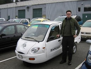 zappevcarreport small Online spat hits out at Zap Electric Cars   EV market to link arms and protest?