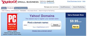 yahoodomains small Massive Yahoo! domain name price rise   is it to pay for the lawyers?