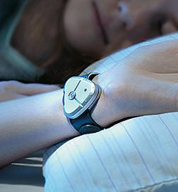 sleeppartner Sleep Partner   wristband promises to normalise your body clock