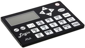 logiopasswordorganizer small Logio Secure Password Organizer   keep your passwords safe and secure...in your pocket