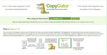 copygator small1 CopyGator   keep an eye on your web content for plagiarism