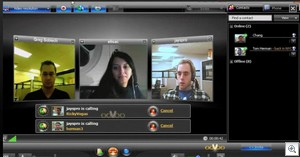 oovoo2 thumb Oovoo   free video conference calling for up to six people