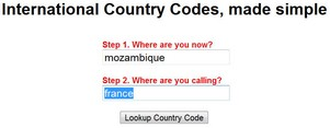 insanelysimplecountrycodes small Insanely Simple Country Codes   international dialing codes made super easy