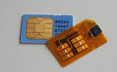 GeoSIM – free roaming global GSM SIM card