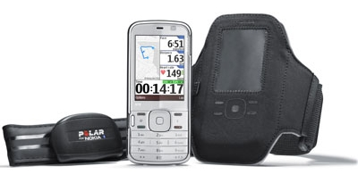 image 6 Nokia Sports Tracker   dont get lost getting fit