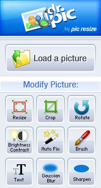 drpic DrPic   online photo editor, over 5 million served