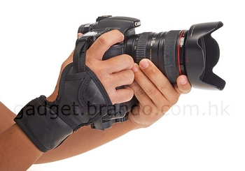 image 122 Ultimate 3 Point Camera Strap   hold your camera extra securely