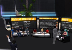 opensim small OpenSimulator   create your very own 2nd Life from the comfort of your own basement