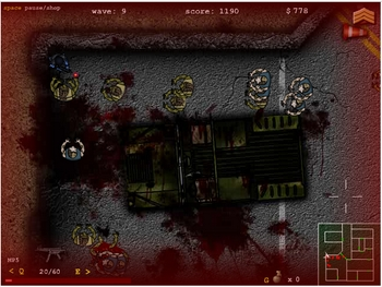saszombieassault Friday Flash Fun   Flash games to while away the weekend