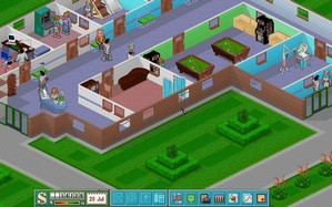 corsixth small CorsixTH   free open source Theme Hospital game clone