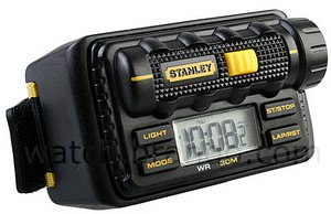 stanleytorchwatch small Stanley LED Torch Watch   shine on Harvey zoom...