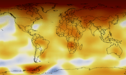 NASA and Global Climate Change – A top down view