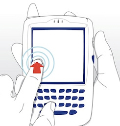 peratechqtc Peratech QTC technology   touch sensitivity coming to a mobile phone near you soon?