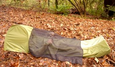 jakpak JakPak   A tent and sleeping bag built into a jacket