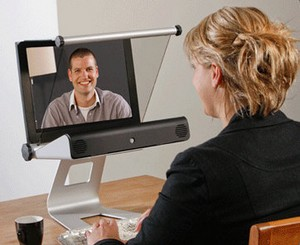 iris small Iris Video Conferencing System   eye contact for the masses