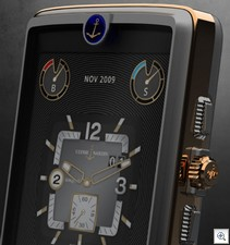 ulyssenardinchairman3 thumb Ulysse Nardin Chairman Smartphone   sheer Android luxury on a stick