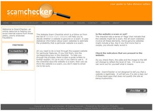 scamchecker small Scam Checker   avoid getting ripped off by fake online stores