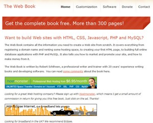 thewebbook small The Web Book   free 300 page book on creating a web site from scratch