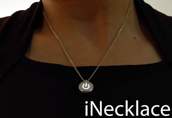 inecklace iNecklace goes all out for nerdy fashion