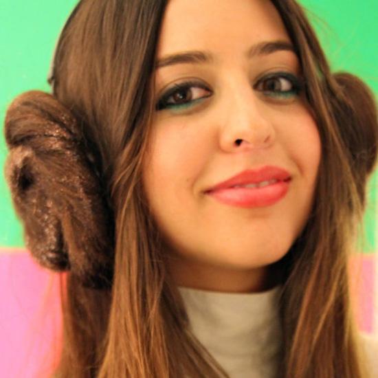 Galactic Princess Headphone Covers transform you into Princess Leia