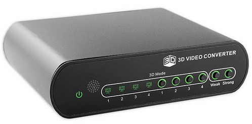 3dconverter small 3D Converter converts your boring old HD television to glorious 3D...maybe