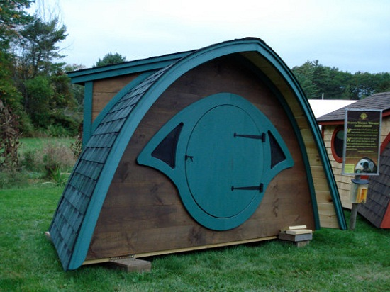 Hobbit Hole Playhouse Hobbit Hole Playhouse is the closest youll get to living in Hobbiton