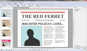 freepowerpointnewspapertemplates3 thumb Free Powerpoint Newspaper Templates turns you into an instant media mogul