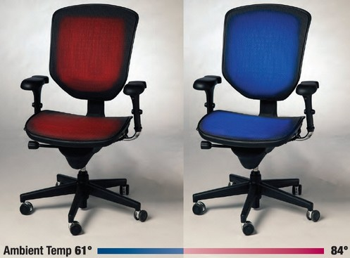 tempronicscoolerheaterchair2 small Tempronics Cooler Heater Chair keeps you comfortable when your office isnt