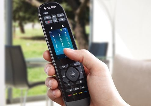 Logitech Harmony Touch Logitech Harmony Touch is the remote youve been dreaming of