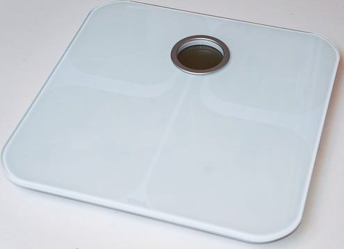 fitbitaria2jpg 1 Head to Head: Withings WiFi Body Scale vs Fitbit Aria Scale [Review]