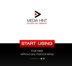 MediaHint – access US content you want from anywhere, with no set up required