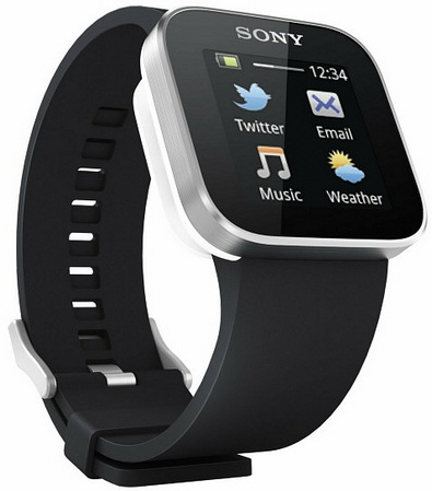 sonyliveviewtouchgen2 Sony SmartWatch   merging watch and cell phone into one