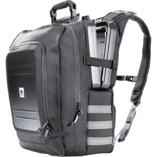 Pelican U140 Pelican U140 Elite Tablet Backpack shows that you are one serious geek