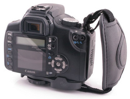 leathercamerahandgrip Leather Camera Hand Grip   keep your DSLR safe at all times