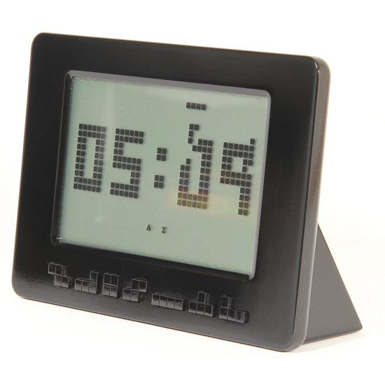 Tetris Alarm Clock Tetris Alarm Clock – Wake up to nostalgia
