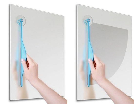 mirror clearer Mirror Cleaner is a temporary solution to an ongoing problem