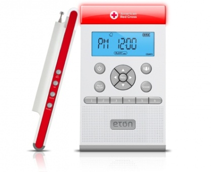 zoneGuard HERO ZoneGuard is one sleek...weather alert radio?