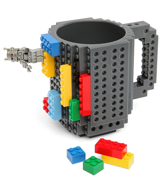 build on brick mug Build On Brick Mug will let you work and play in the same place