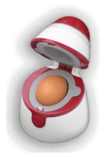 eggxactly1 Eggxactly   a cool energy saving way to boil eggs perfectly...without water