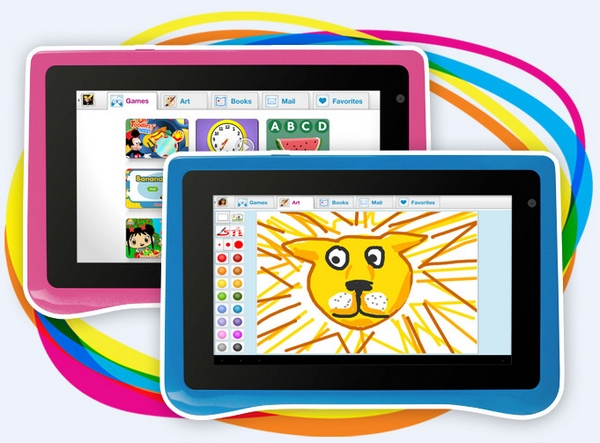 funtabpro Kid Friendly Ematic FunTab Pro Tablet Offers Safe Computing For Youngsters [Review]